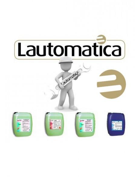 Kit di avviamento lavanderia con 500 gettoni Lautomatica