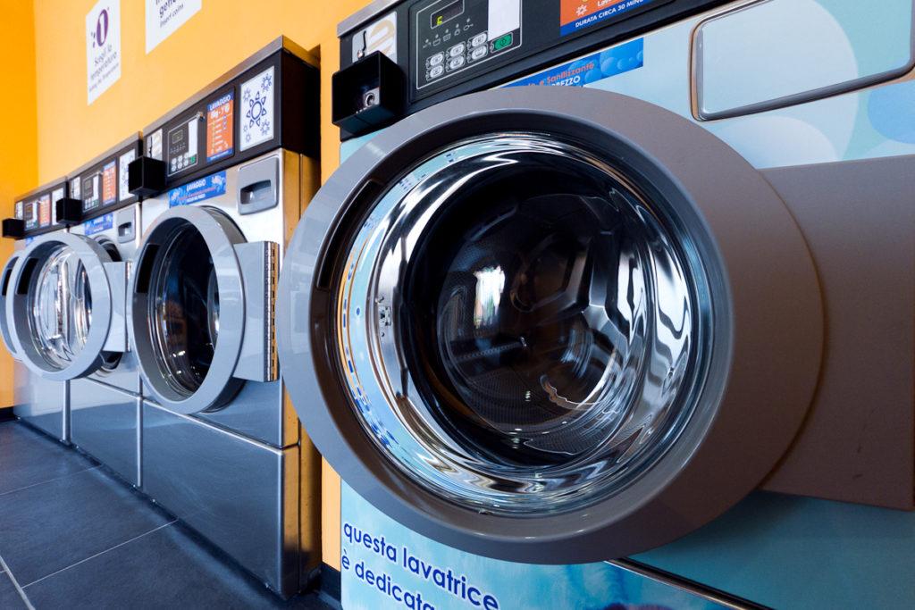 Lavanderia automatica lavatu