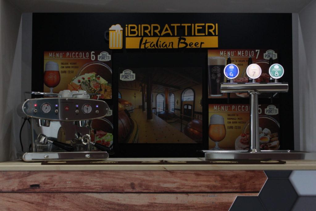 birreria self service